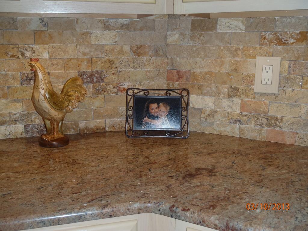 Colossus Granite Amp Marble Inc Rosewood Granite Kitchen
