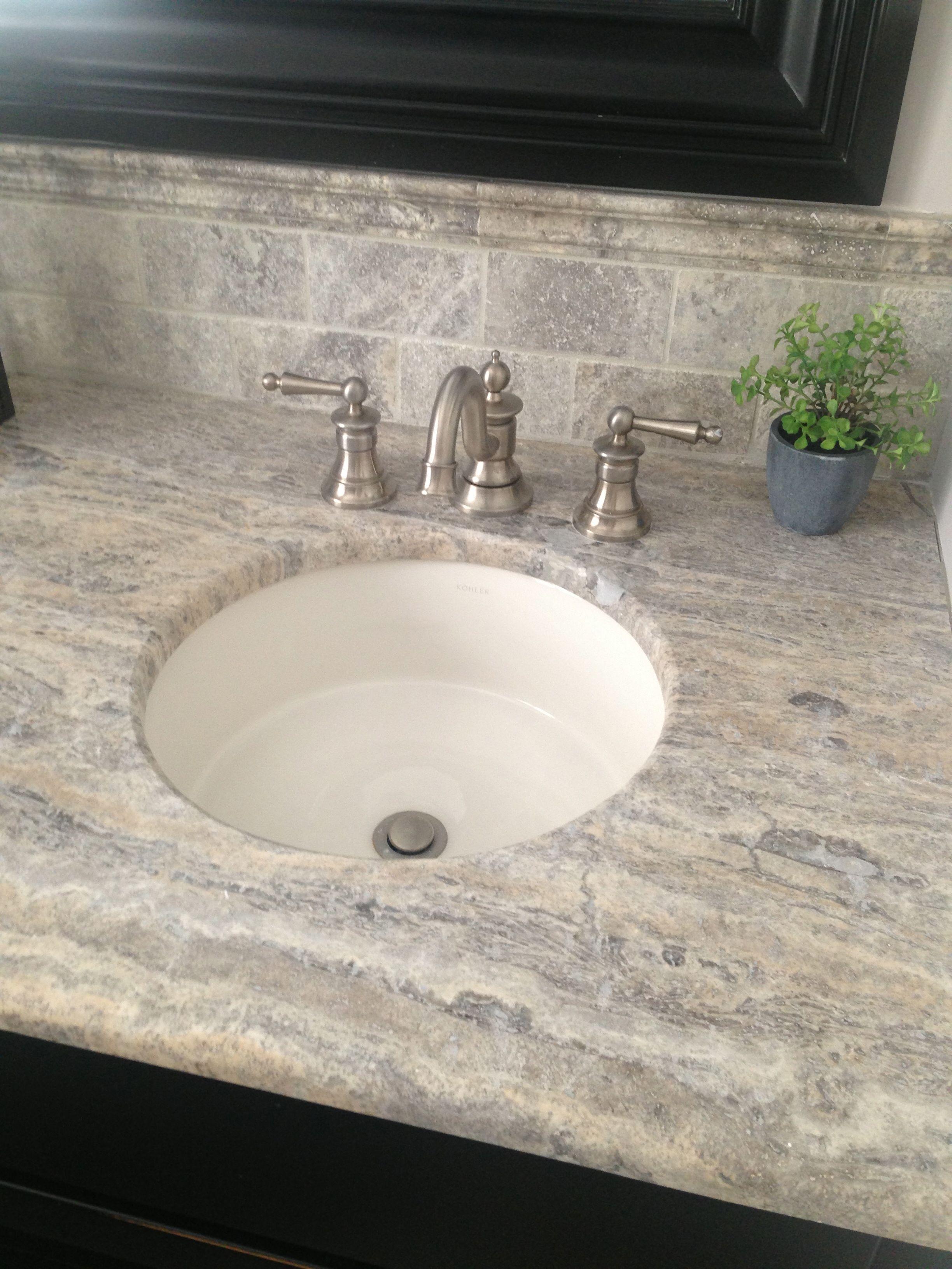 Colossus Granite Amp Marble Inc 3cm Silver Travertine